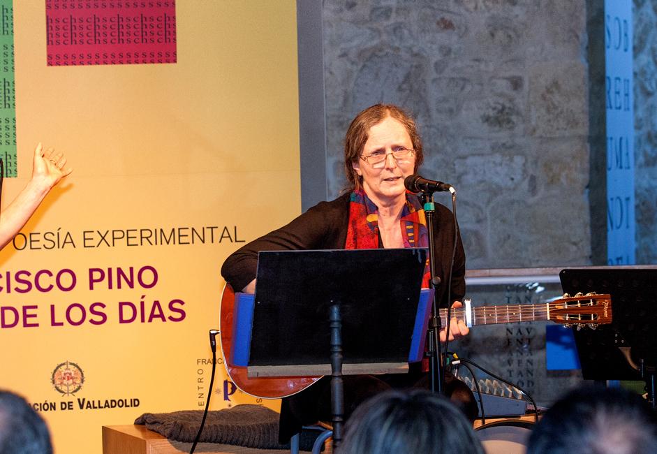 """Concierto-Recital """"Liebe Laster Tod"""" y conferencia en Urueña (Valladolid, España) el 2 de junio 2018"""