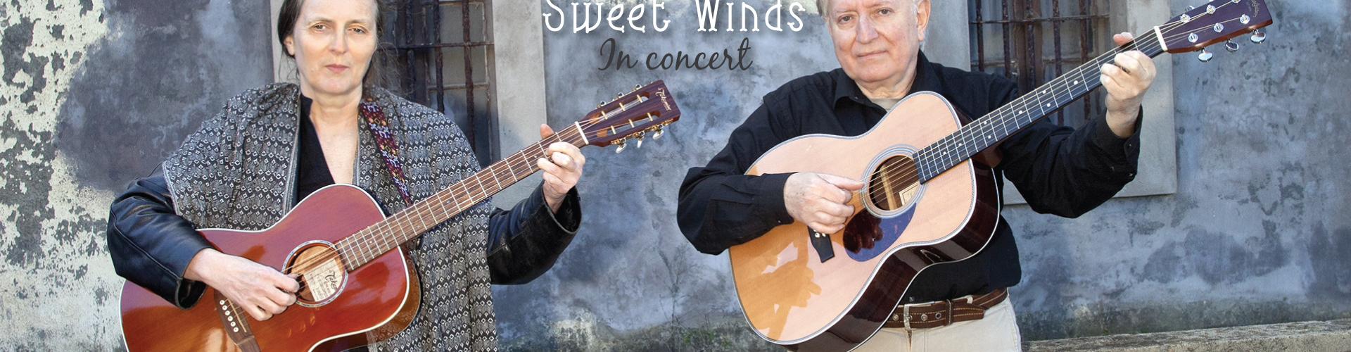 """Lilofee en el concierto del dúo """"Sweet Wind» del 18 de julio 2019 en la Taberna de Bardas de Berango (Bizkaia)"""