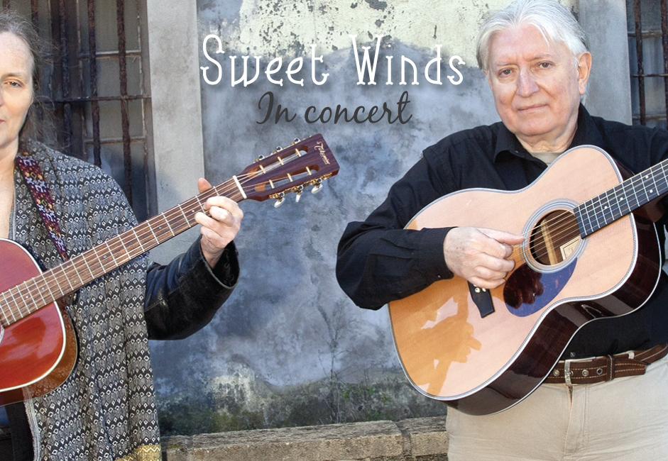 Nuevas grabaciones del dúo Sweet Winds con la voz de Lilofee